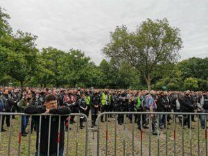 Kundgebung Düsseldorf