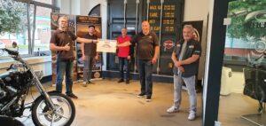 MOTO unterstützt Biker4Kids