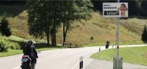 Sinnvolle und weniger sinnvolle Maßnahmen gegen Motorradlärm